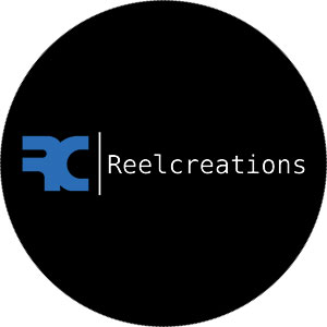 reel creations logo